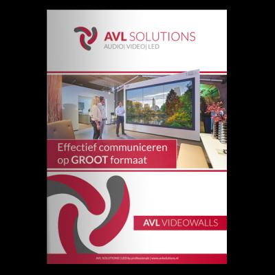 Videowalls brochure