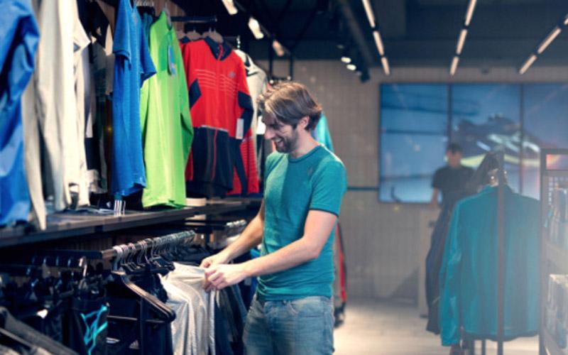 Narrowcasting in de retail